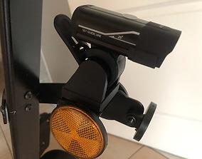 Light holder for Ninebot mini 3D printable model
