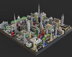Lego city new 2 3D model