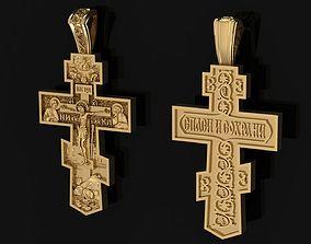 Cross 3D printable model church