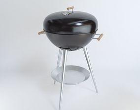 Barbeque grill 3D model
