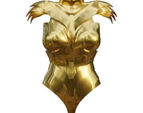 Wonder Woman Golden Eagle Armor For 3D printable model