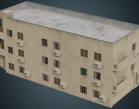 3D asset Building 6B