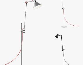3D model Loft Lightstar Floor lamp