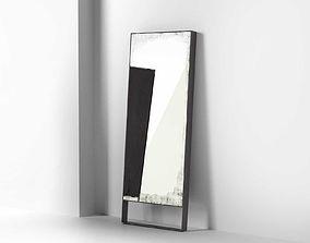 Antique Mod Mirror 3D
