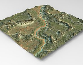 3D Canyon MTH111