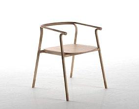 Splinter Chair 3D