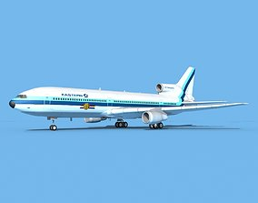 3D model Lockheed L-1011 Eastern Airlines 3