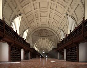 Old Library I 3D model