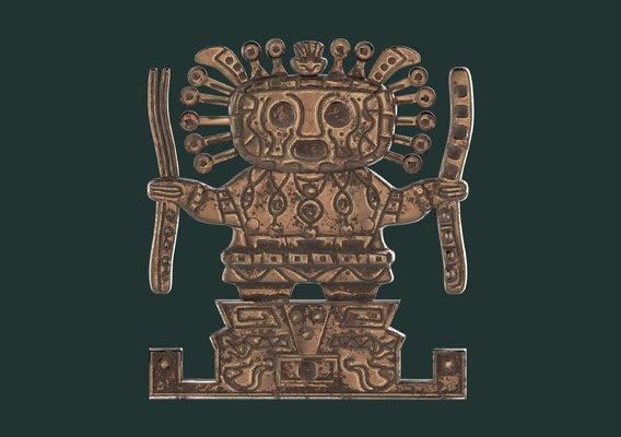 Vircocha Ancient God