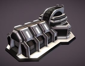 3D asset realtime Cybernetic Factory