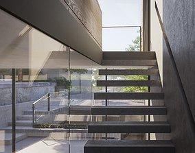 3D Home architect scene