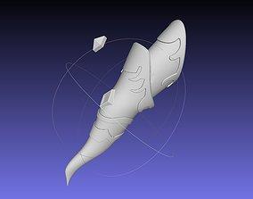 Final Fantasy XIV Yshtola Fingerpiece Printable Model