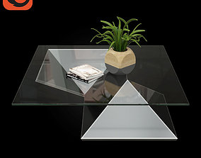 Origami Table 3D table