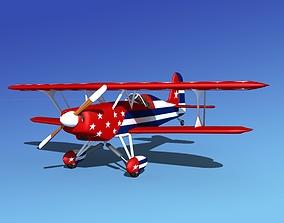 Stolp Starduster SA100 V04 3D model