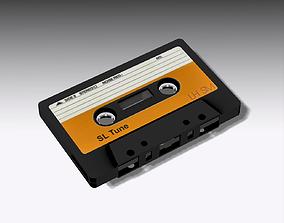 Audio tape cassette VR / AR ready
