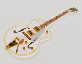 3D model Gretsch Electromatic Guitar