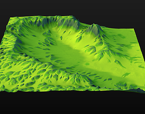 Highlands 1 3D model