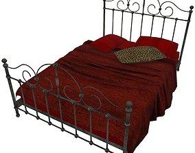 3D asset Bedcloth 17
