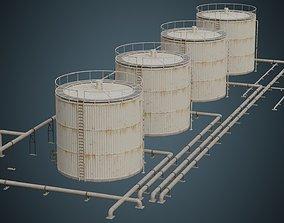 3D asset Refinery 1B