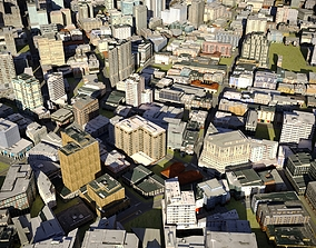 City 24 3D asset