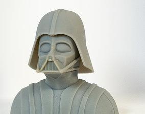 Darth Vader statue 3D print model