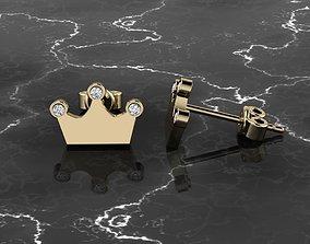 printable Jewelry Earring 3D printable model