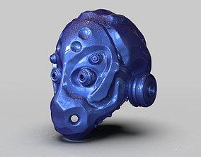 Tactical Sci Fi Helmet 3D printable model
