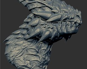 3D printable model Dragonbust 5