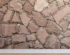 Stone cladding Stone 017 3D model