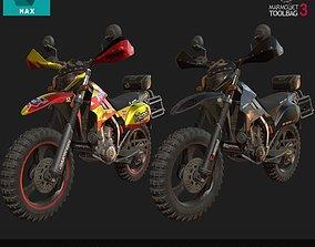 Kawasaki KLX250 3D model