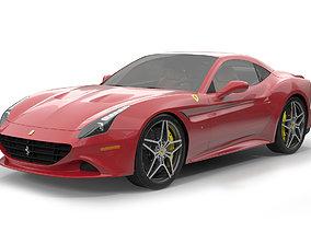 3D Ferrari California T 2015