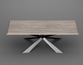 3D model Dining table 1