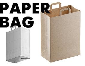 PAPER BAG 3D package