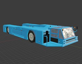 3D model TUG VEHICLE