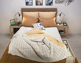 Dream Bedding Set 3D