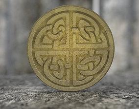 Perenne Knot Celt Symbol 3D printable model
