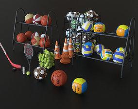 3D model Sports equipment Hq