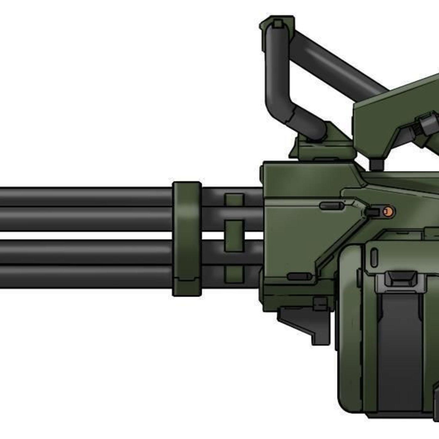 GUNFORGE weapon constructor