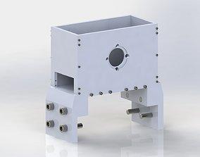 3D model Chip Box