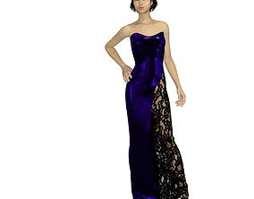 3D model DRESS CORDE FORMAL