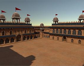 Castle 3D model realtime