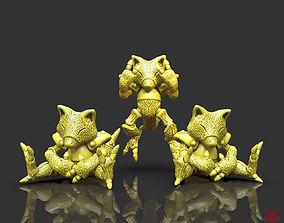 Abra Redesign 3D printable model