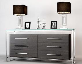 Eichholtz Cabinet Durand 3D