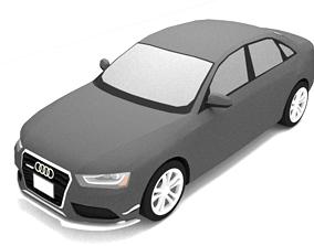 Car Audi 2015 3D