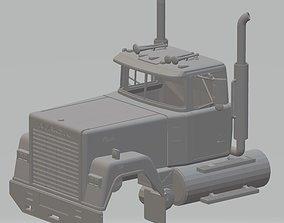 Super Liner 2 Printable Cabin Truck hobby-diy