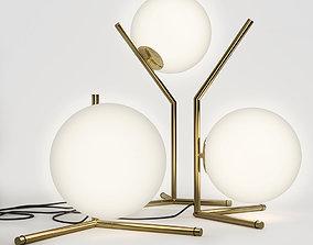 3D Lampatron Stem Tab - Flos IC Lights