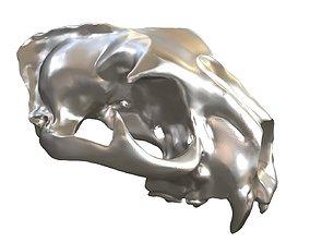 Cranium Leopard Charm 3D printable model