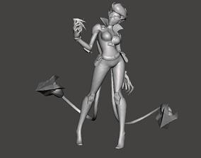Safecracker Evelynn 3D Model