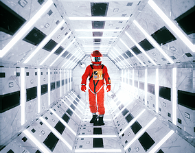 3D 2001 - A Space Odyssey Tribute