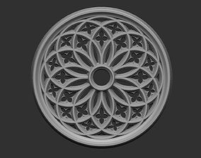 Gothic Tracery 3 3D printable model